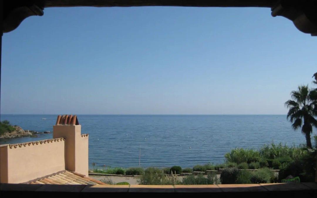 Bonne terrasse – Le 1er étage
